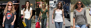 Dear Poll: Who is your Favorite Dressed Down Star?