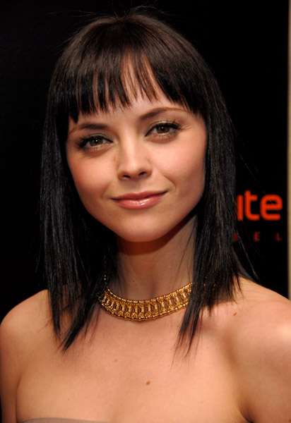 Fab Flash: Christina Ricci's Got (Stylish) Baggage