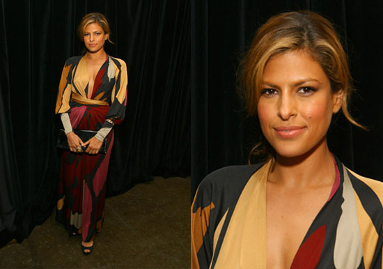 GLAAD Awards Red Carpet: Eva Mendes