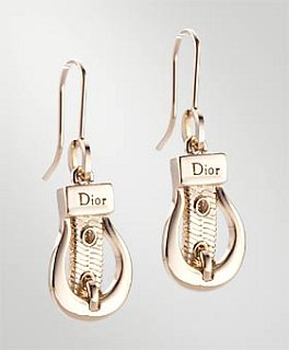 Dior Gaucho Earrings: Love It or Hate It?