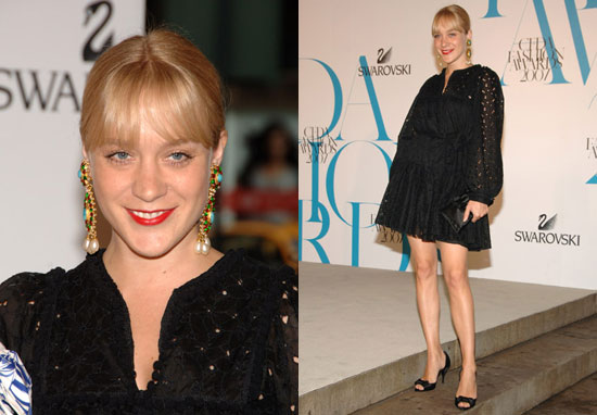 2007 CFDA Awards: Chloe Sevigny