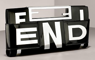 Fendi Patent Crossword Clutch: Love It or Hate It?