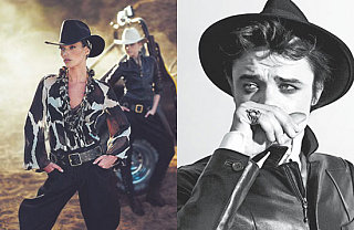 Fab Flash: Kate Moss and Pete Doherty the Faces of Roberto Cavalli