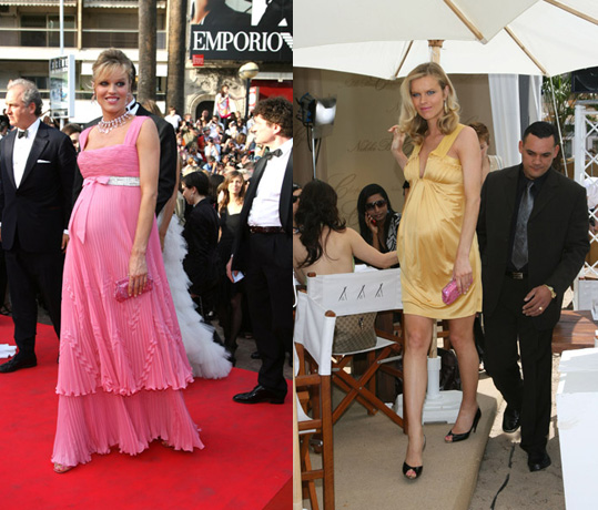 Fab Flash: Eva Herzigova Has Given Birth!