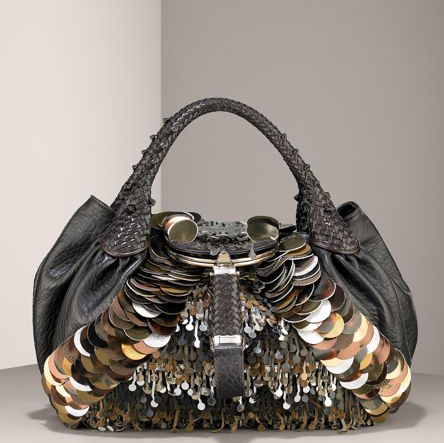 Fendi Large Sequin Spy Bag: Love It or Hate It?