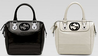 The Bag To Have: Gucci Snow Glam Boston