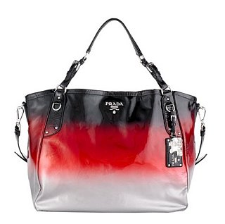 Prada Ombre Patent Leather Tote: Love It or Hate It?