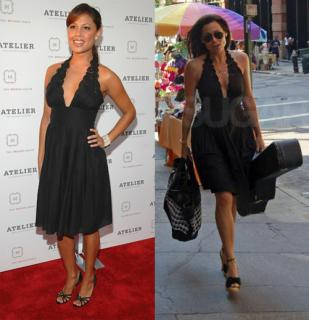 Who Wore It Better? Catherine Malandrino LBD