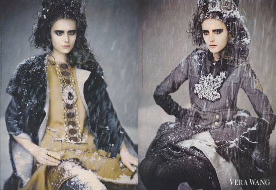 Fab Ad: Vera Wang Fall/Winter 2007