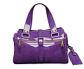 The Bag To Have: Mulberry 'Mabel' Purple Patent Bag