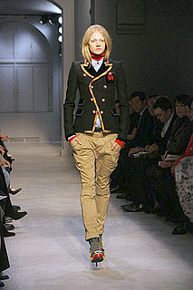 The Look For Less: Balenciaga Piped Blazer