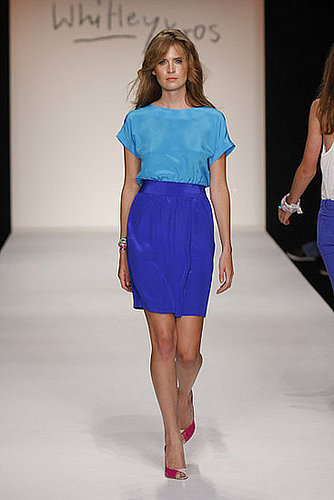 LA Fashion Week, Spring 2008: Whitley Kros