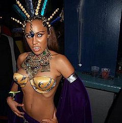 Halloween Look of the Day: Akasha