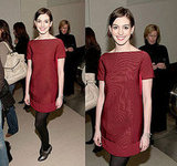 Celebrity Style: Anne Hathaway