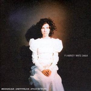 Album Stream: PJ Harvey, White Chalk