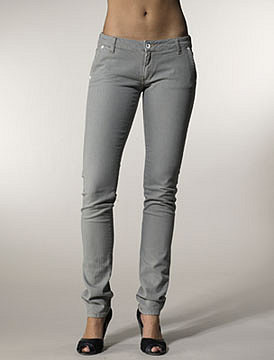 EDUN Sylph Trouser Pocket in Grey Garment Dye at Revolve Clothing - Free Shipping!