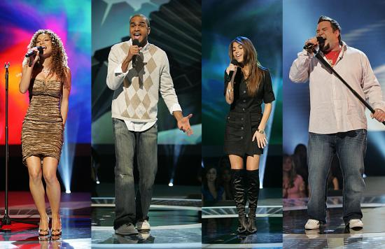 American Idol Season 6: The Top 12 Bye Bye Barba