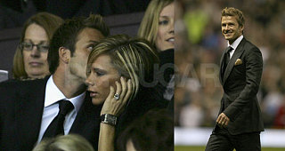 Beckham Still Woos Crowds from Sidelines