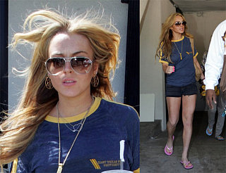 It's Good to Be Lindsay Lohan