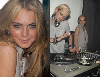 Lindsay Parties In Japan While Pipes Leak in LA