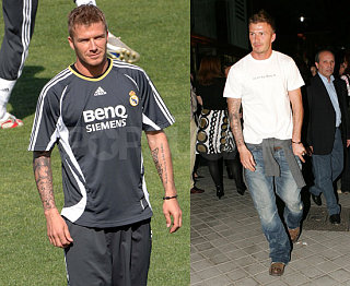 How Do You Prefer Your Beckham?