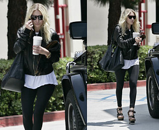 Shocker: Ashley Olsen Likes to Shop!!