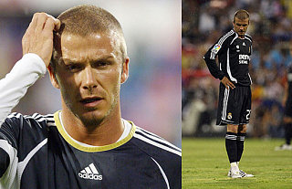 Beckham Coming To California Soon!