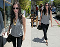 Courteney's Tired of Jennifer Aniston Questions