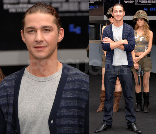 An Open Letter to Shia LaBeouf's Hair
