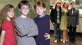 The Harry Potter Kids Are All Grown Up