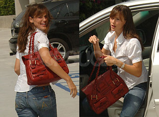 Jennifer Garner Gets Back to Work