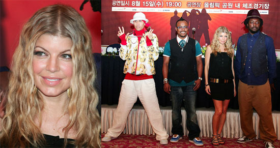 Fergie And The Peas Got Seoul
