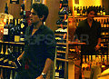 John Brings His Hotness To Buy Giant Wine Bottle
