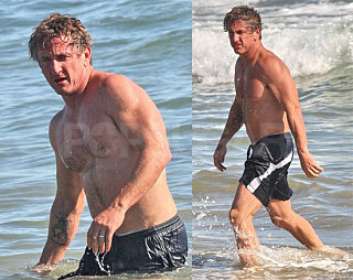 Sean Penn Goes Into The Wild of Malibu