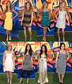 The Ladies Play It Cool at Teen Choice Awards