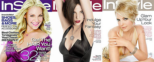 Katherine Heigl Does Three In Style Covers.