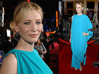 Cate Blanchett Is So Beautiful It Hurts To Look At Her. Okay, Maybe It's The Dress