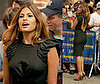 Eva Mendes Gets Gussied Up for The Women