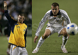 Becks Gets Back on the Field!