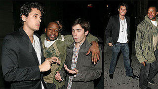 John Mayer Celebrates 30 With (Drunk) Friends