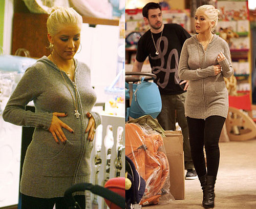 Betting on Christina's Belly