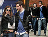 Rachel Bilson and Her Bearded NYC Buddy