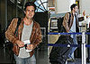Mark Rufalo at LAX