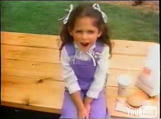 Flashback: Sarah Michelle Gellar in Burger King Ad