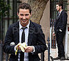 Shia LaBeouf on the set of Eagle Eye in Long Beach California