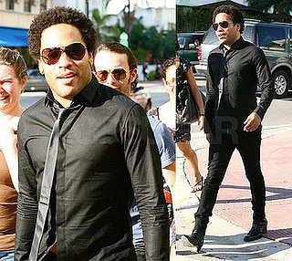 Lenny Kicks Off Miami Art Basel in Style