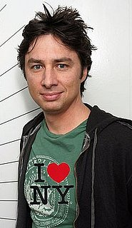 This Just In: Zach Braff Loves New York