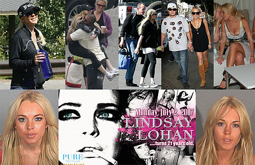 Most Shocking Headlines: Lindsay's Double DUI Drama