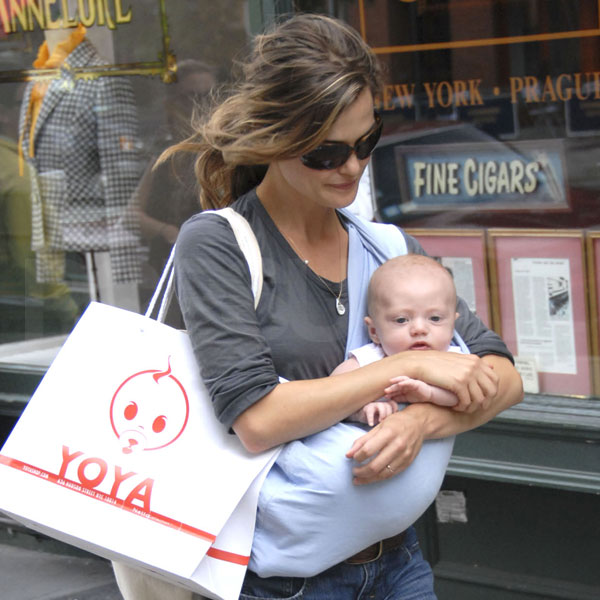 A Look Back At 2007's New Celebrity Babies