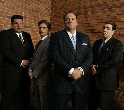 The Sopranos Fades to Black